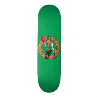 Lucky Leprechaun Skateboard Deck