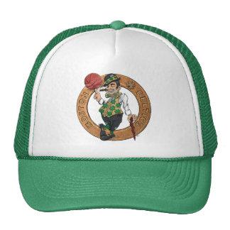 Lucky Leprechaun Trucker Hat