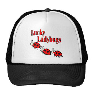 Lucky Little Ladybugs Cap
