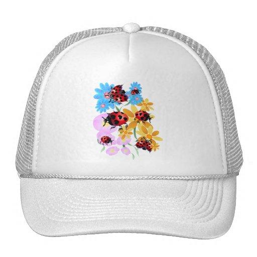 Lucky-Love Ladybugs Hats