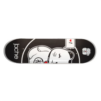 LUCKY LOVE SKATE BOARD DECKS