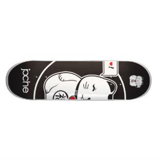 LUCKY LOVE SKATE BOARD DECKS