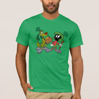 Lucky MARVIN THE MARTIAN™ with K-9 T-Shirt
