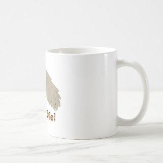 Lucky Me Basic White Mug