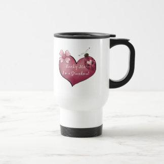 Lucky Me I m a Grandma Tshirts and Gifts Coffee Mug