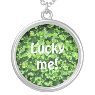 Lucky me custom necklace