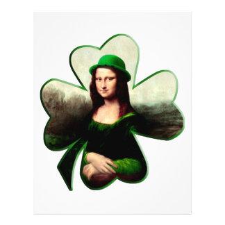 Lucky Mona Lisa Shamrock Flyers