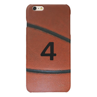 Lucky Number Basketball iPhone 6 Plus Case