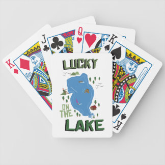 Lucky On Lake Card Decks