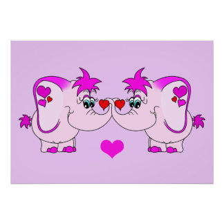 Lucky Pinkie Valentine s Day Poster