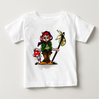 Lucky Pixie Baby T-Shirt