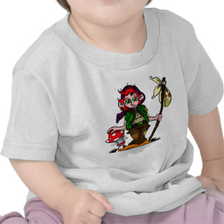 Lucky Pixie Tee Shirts