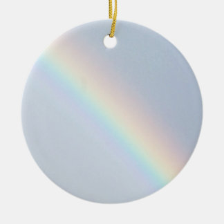 Lucky Rainbow Christmas Ornament