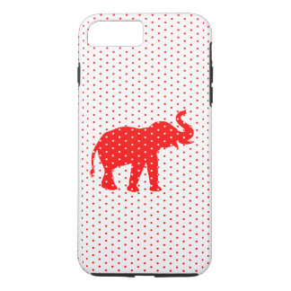 Lucky Red Elephant iPhone 6 case