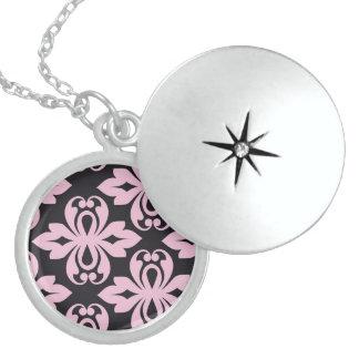 Lucky Respected Light Wonderful Round Locket Necklace
