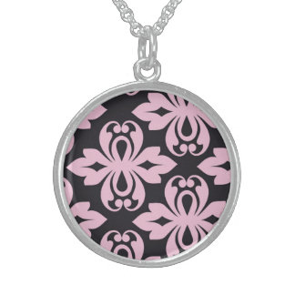 Lucky Respected Light Wonderful Round Pendant Necklace