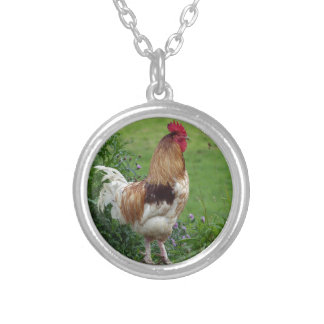 Lucky rooster pendants