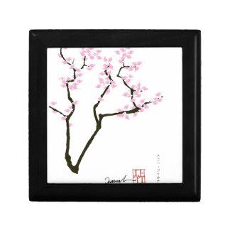 lucky sakura and pink goldfish, tony fernandes gift box