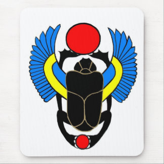 Lucky Scarab Mousemat