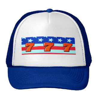 Lucky Sevens American Style  Trucker Hat