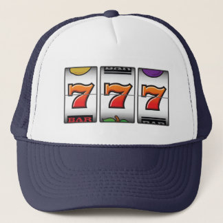 Lucky Sevens Jackpot Slots Hat