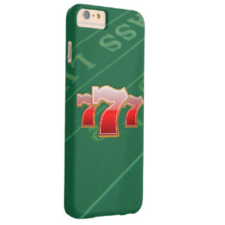 Lucky Sevens - Slot Machine Jackpot Barely There iPhone 6 Plus Case