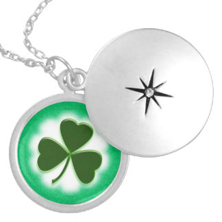 Lucky Shamrock Pendant