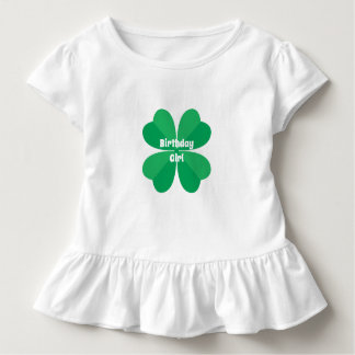 Lucky Shamrock Toddler T-Shirt