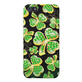 Lucky Shamrocks iPhone 4 Speck Case iPhone 5 Covers