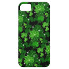 Lucky Shamrocks iPhone 5 Case