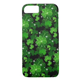 Lucky Shamrocks iPhone 7 case