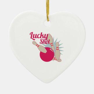 Lucky Shot Ornament