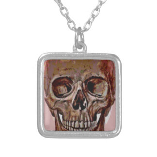 Lucky Skull Selbst Gestaltete Halskette