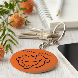 Lucky Slick Keychain