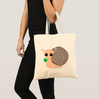 Lucky Snail - Budget Tote