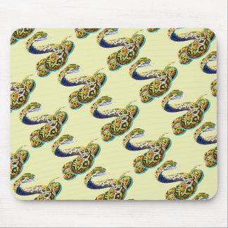 Lucky Snake Mouse Mat