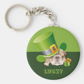 Lucky. St.Patrick´s Day Fun Gift Keychains