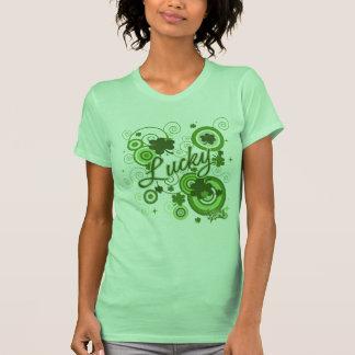 Lucky St Patricks Day Irish Shirt