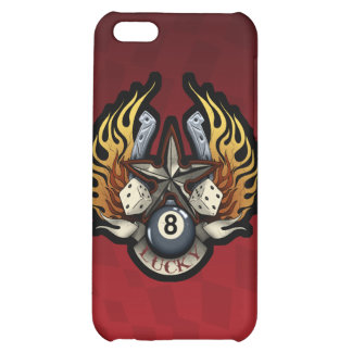 Lucky Star iPhone 5C Case