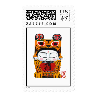 lucky-tiger-baby stamps