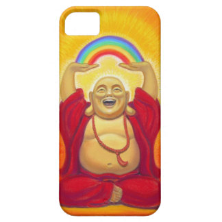 Lucky Zen Laughing Buddha iPhone 5 case