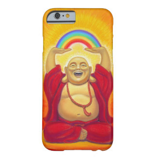 Lucky Zen Laughing Buddha iPhone 6 case Barely There iPhone 6 Case