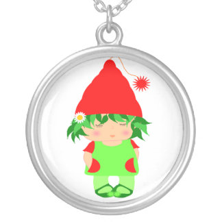 Lucky's Elf Necklace