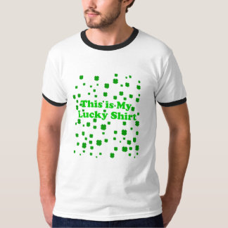 LuckyShirt-clovers T-Shirt