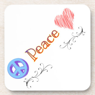LuckyStones Peace Collection | Coasters