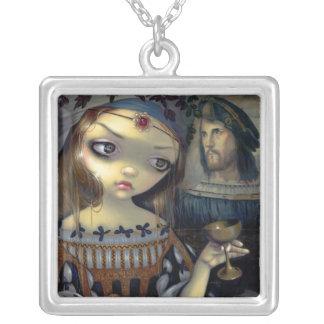 Lucrezia Borgia NECKLACE I Vampiri gothic vampire