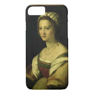 Lucrezia di Baccio del Fede, the Artist's Wife, c. iPhone 8/7 Case