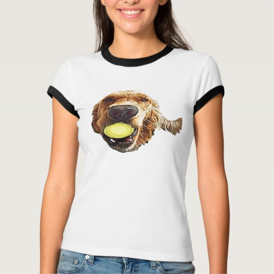 lucy ball white T-Shirt