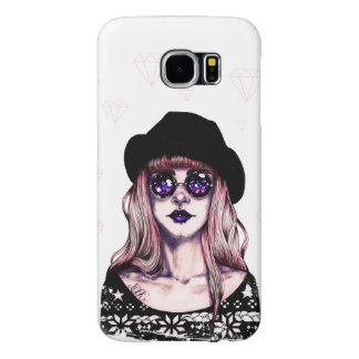 Lucy in the Sky with Diamonds for your phone Samsung Galaxy S6 Cases
