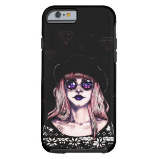 Lucy in the Sky with Diamonds Tough iPhone 6 Case